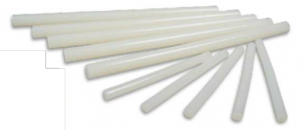 Glue Sticks - 11mm x 20cm long -  10 per pack - Hot melt  (Item No: 65708)